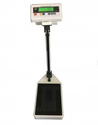 Scalematic Digital Body Health Scale With Height M-400