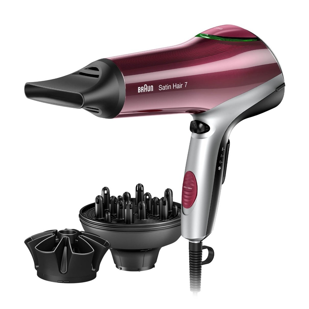Braun Satin Hair 7 Colour Dryer HD770