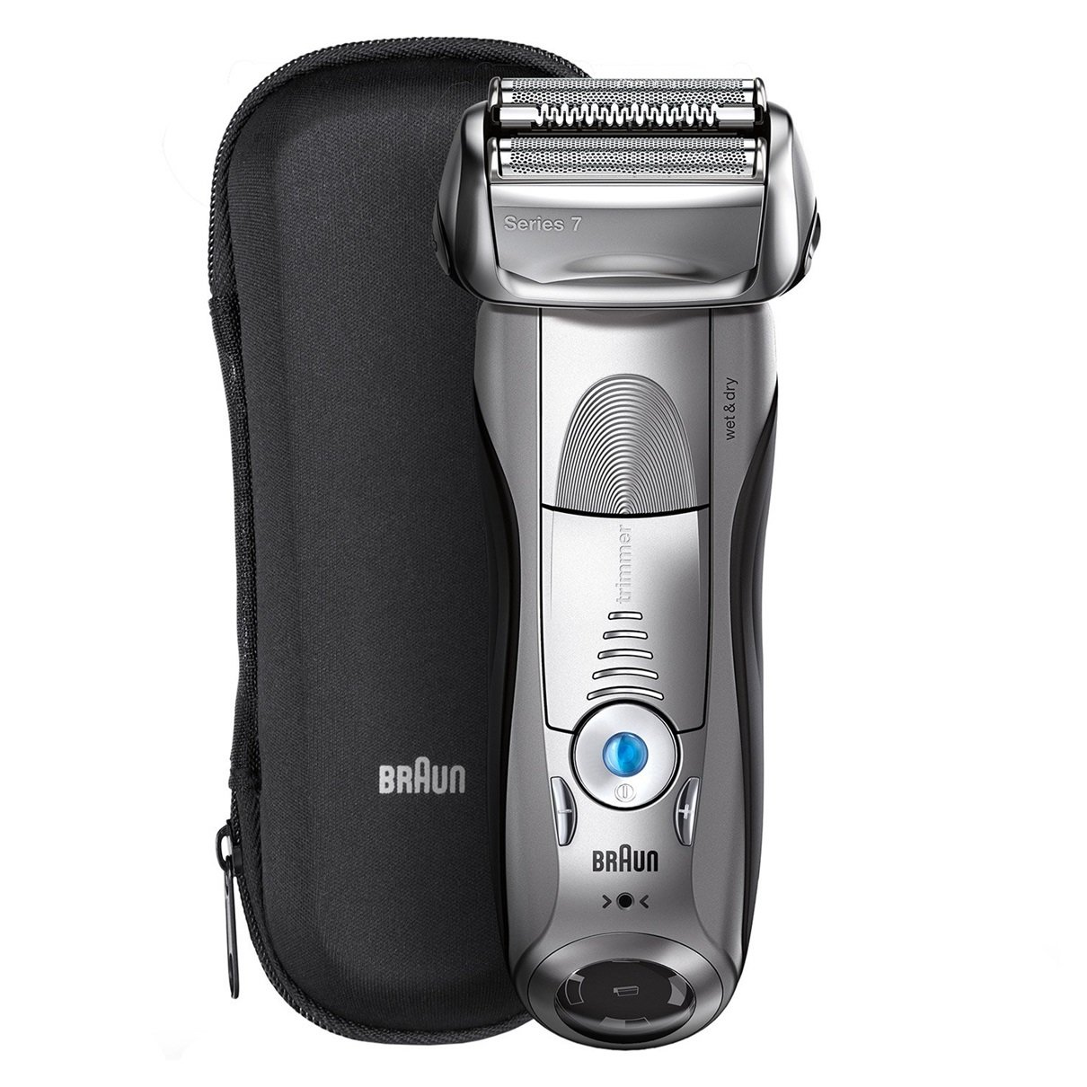 Braun Series 7 7893s Electric Shaver Wet & Dry