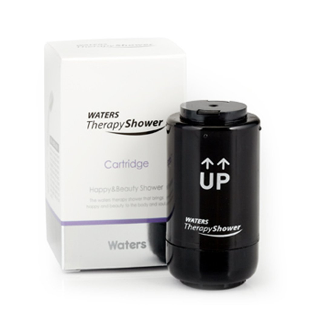 Waters Therapy Shower Replacement Cartridge Filters WTS-CLA1 (Lavender Scent)