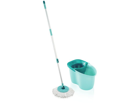 Leifheit 56793 Clean Twist Disc Mop Active