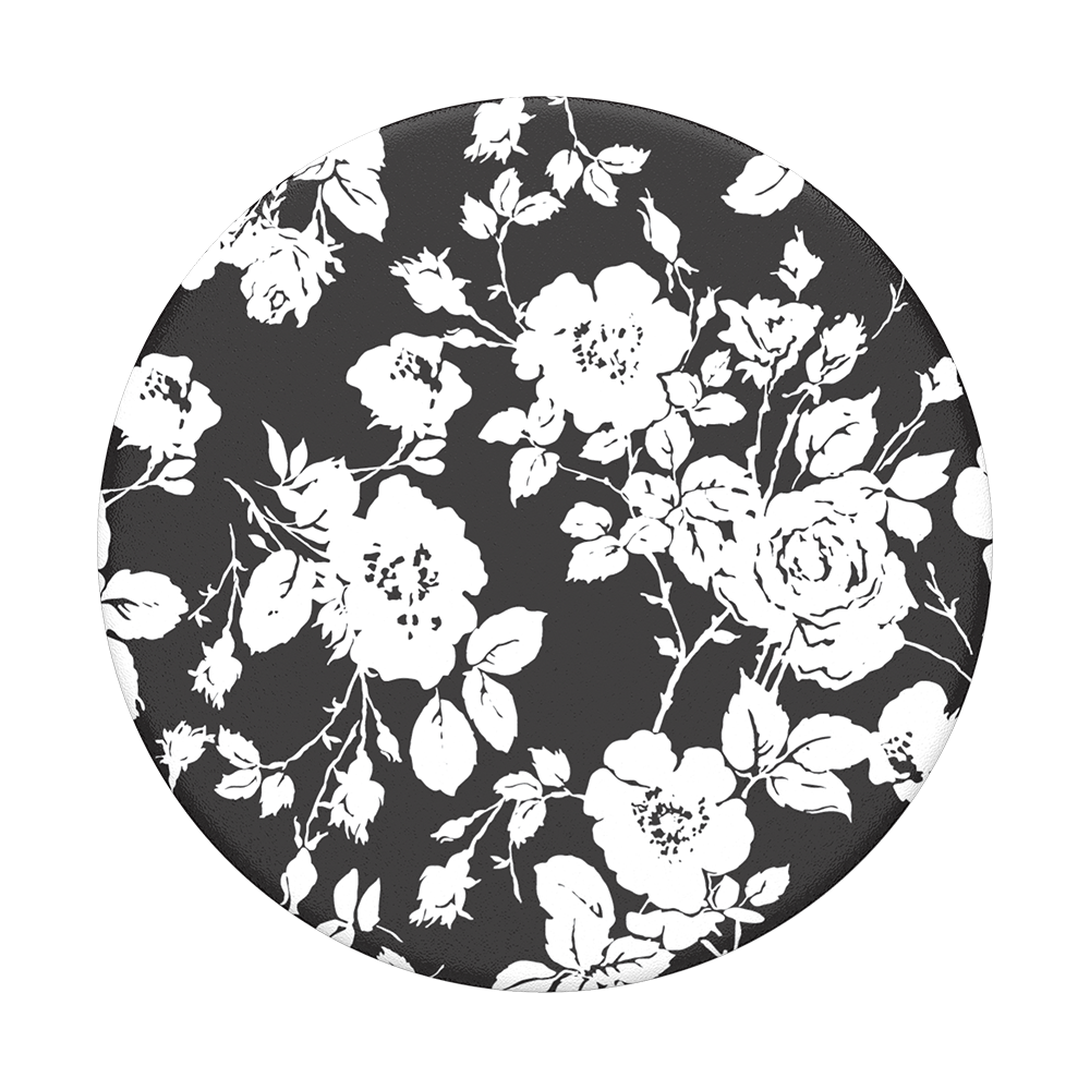 Popsocket Monochrome Rose