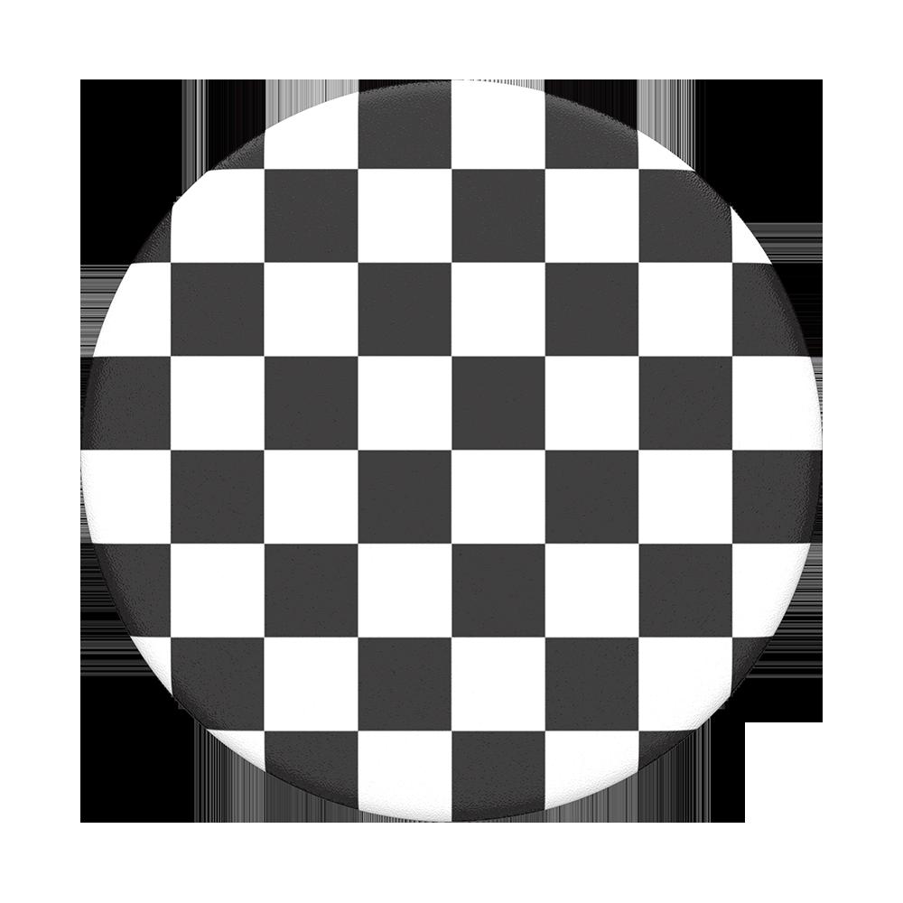 Popsocket Checker Black