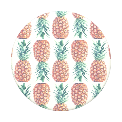 Popsocket Pineapple Pattern