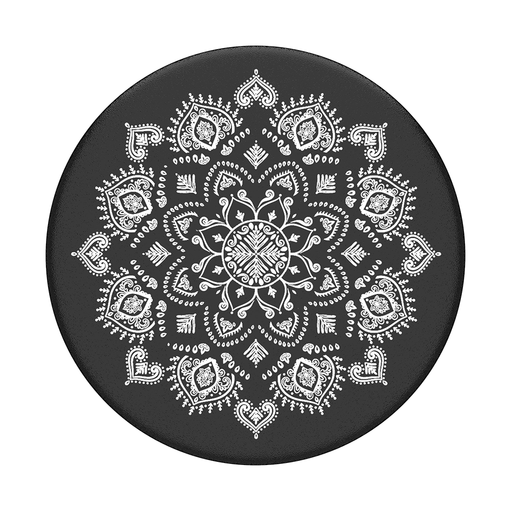 Popsocket Quiet Darkness Mandala​