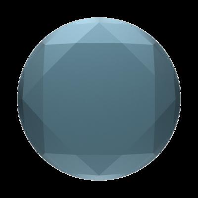 Popsocket Batik Blue Metallic Diamond