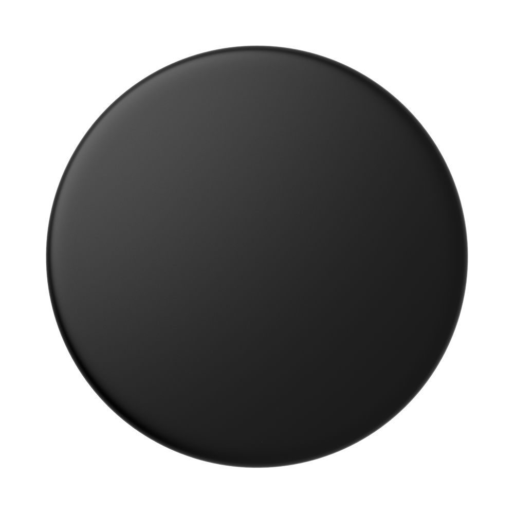 Popsocket Black Aluminum