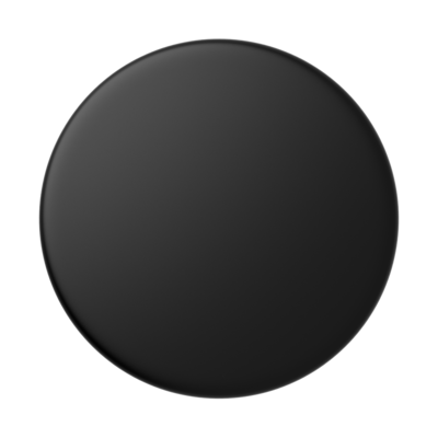Popsocket Black Aluminum