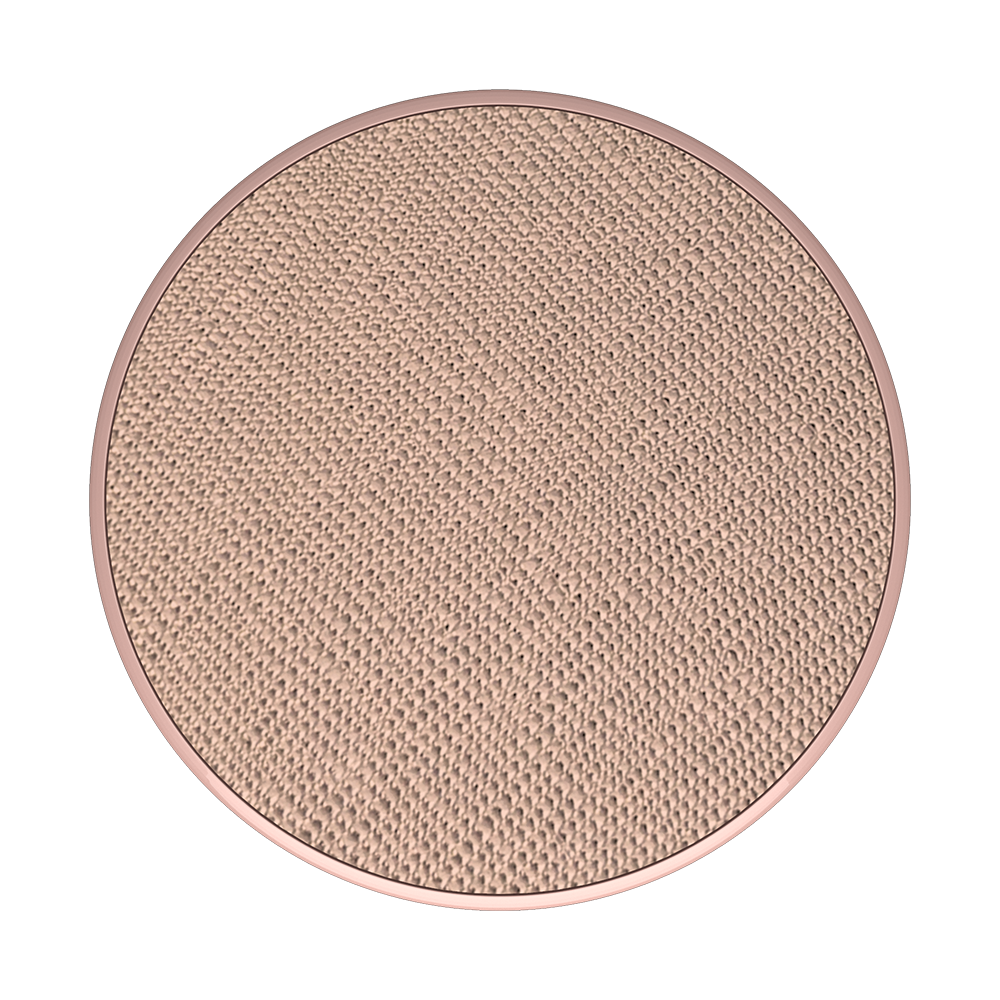 Popsocket Saffiano Rose Gold