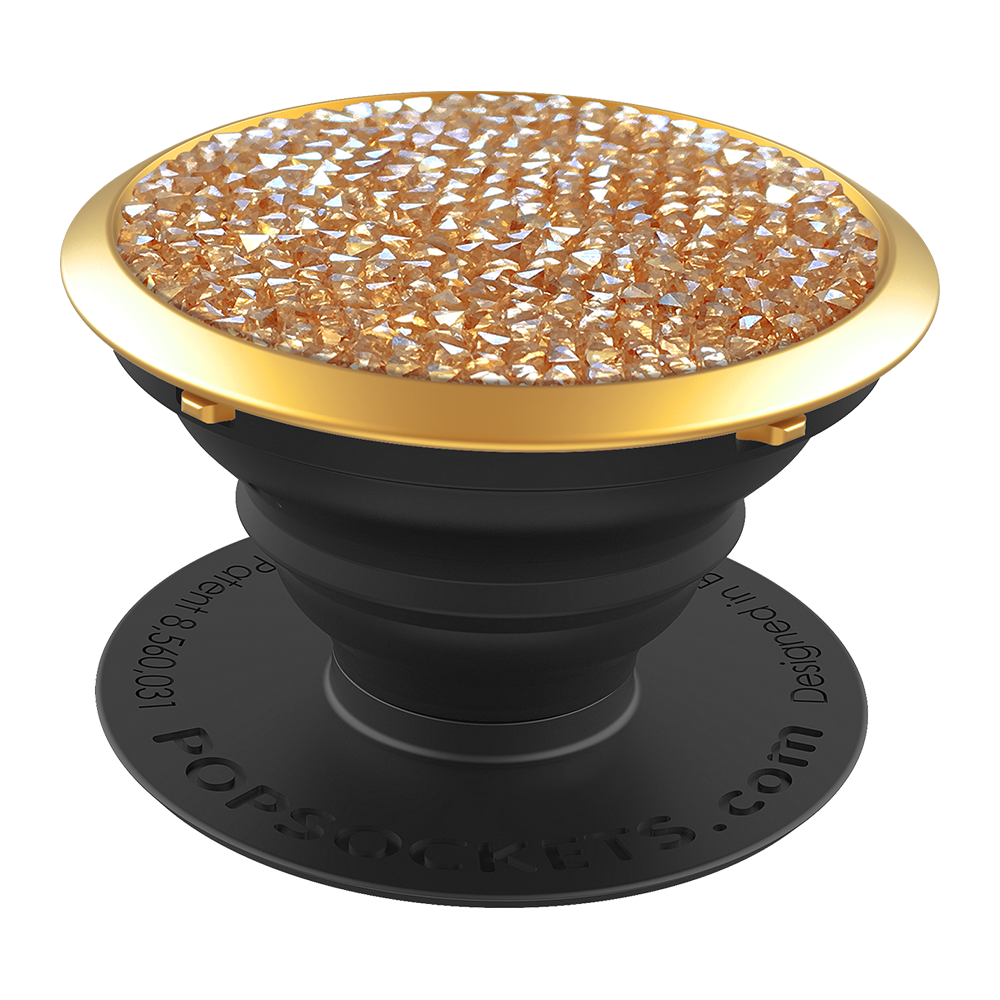 PopSockets Golden Shadow Crystal Swarovski Special Edition