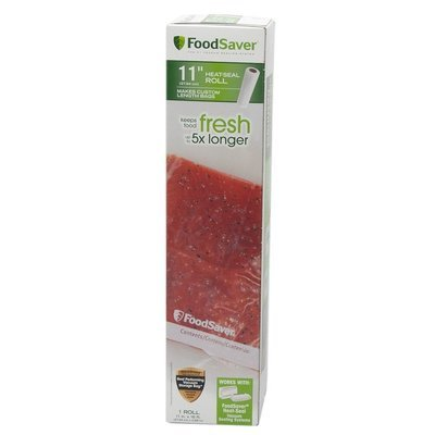 FoodSaver 28cm Vacuum Bags Single Roll