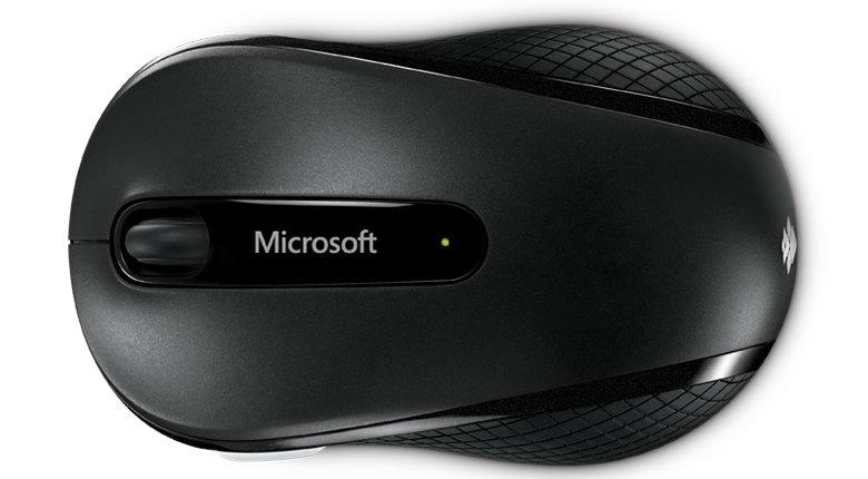 Microsoft Wireless Mobile Mouse 4000 Mac/Win USB