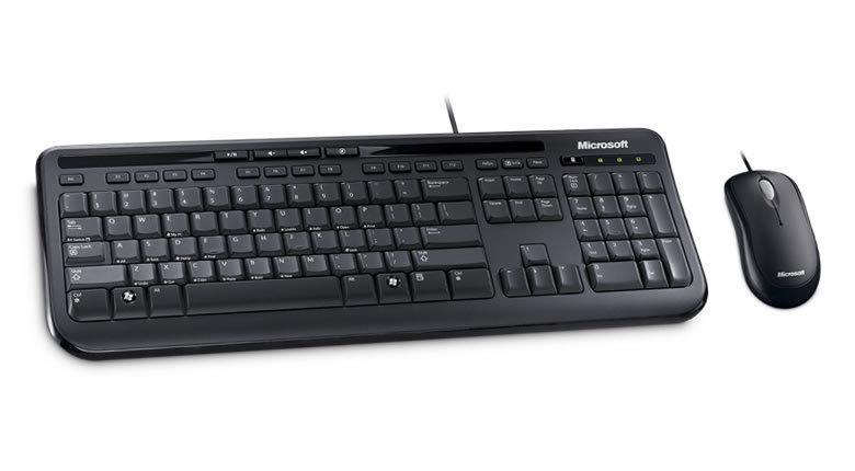 Microsoft Wired Desktop 600