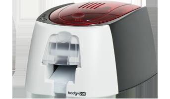 Badgy Plastic Card Printer Badgy200