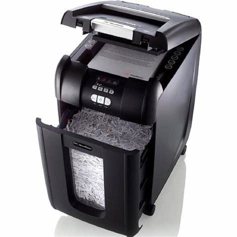 GBC Auto+600X Large Office Shredder