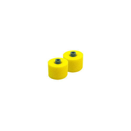 Etymotic ER38-14C Large Yellow Foam Eartips (PRE ORDER)