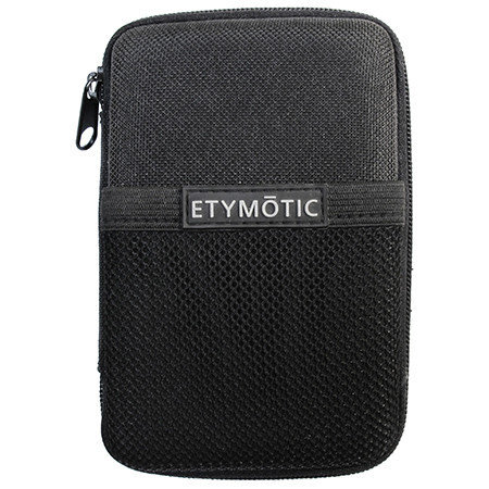 Etymotic ER38-65D Deluxe Zippered Pouch