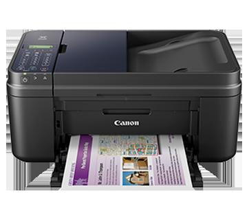 Canon Inkjet Printer PIXMA E480