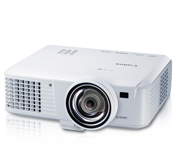 Canon Projector 3,100 Lumens LV-WX310ST