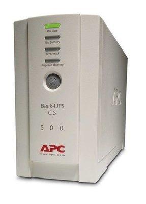APC Back-UPS 500, 230V BK500EI