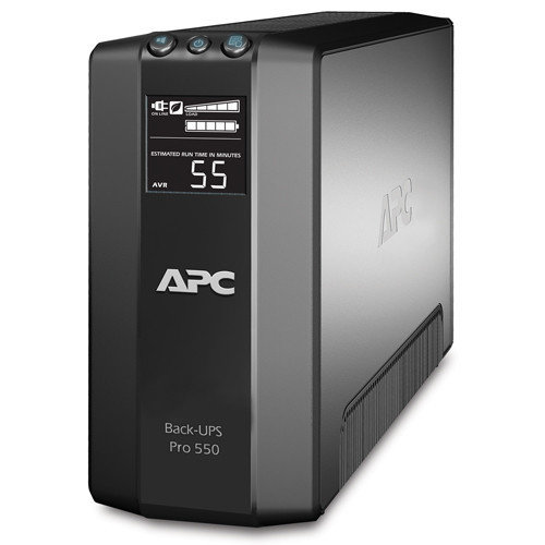 APC Power-Saving Back-UPS Pro 550 BR550GI