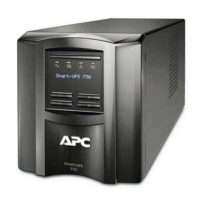 APC Smart-UPS 750VA LCD 230V SMT750I