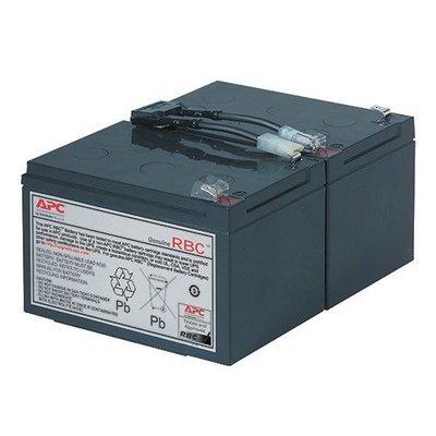 APC Replacement Battery Cartridge #6 RBC6