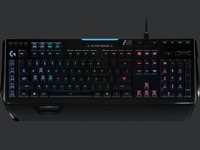 Logitech G910 RGB Mechanical Gaming Keyboard