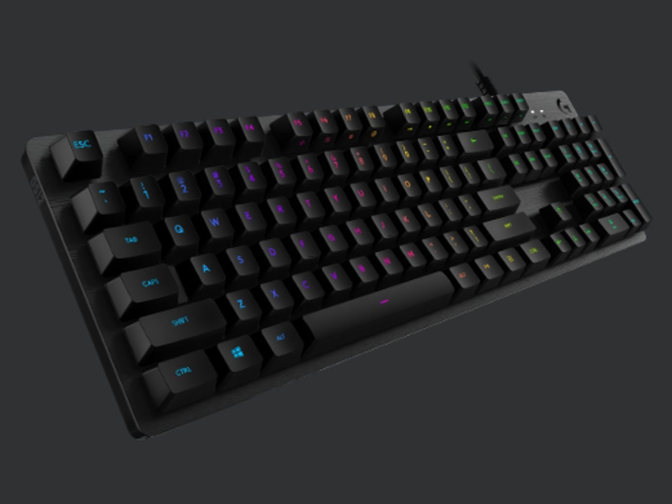 Logitech G512 Carbon RGB Mechanical Gaming Keyboard