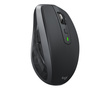 Logitech MX Anywhere 2S Wireless Mobile Mouse Graphite
