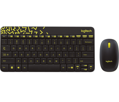 Logitech MK240 Nano Wireless Keyboard & Mouse Combo