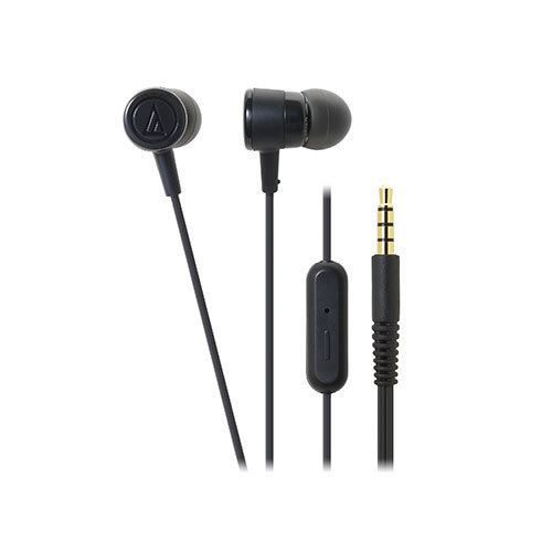 Audio Technica Inner Ear Headsets For Smartphone ATH-CKL220iS