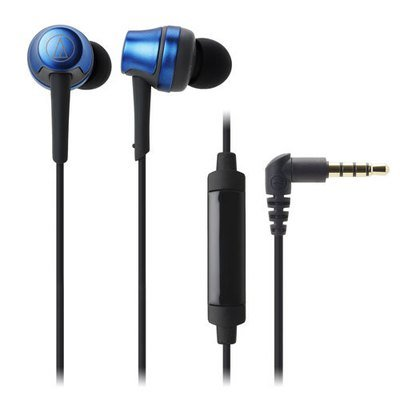 Audio Technica In-Ear Headphones For Smartphone ATH-CKR50iS