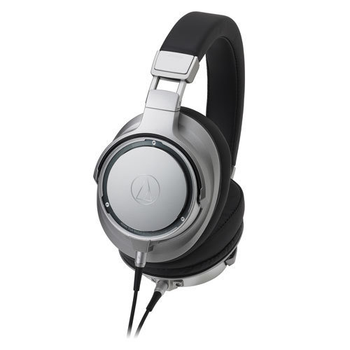 Audio Technica High-Resolution Over-Ear Headphones ATH-SR9