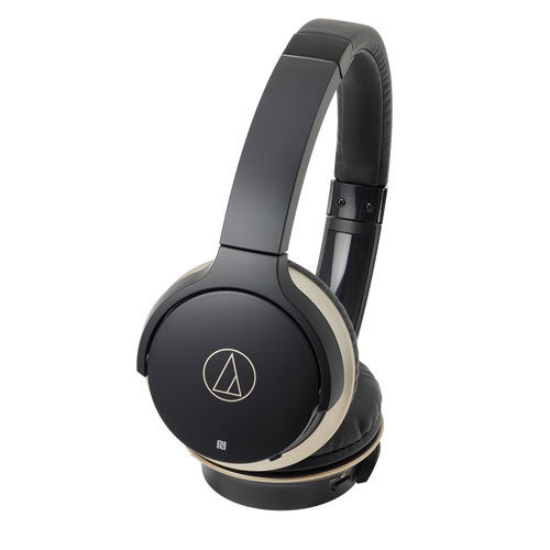 Audio Technica Wireless On-Ear Headphones ATH-AR3BT