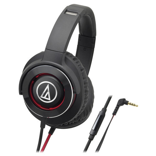 Audio Technica Portable Headsets For Smartphone ATH-WS770iS
