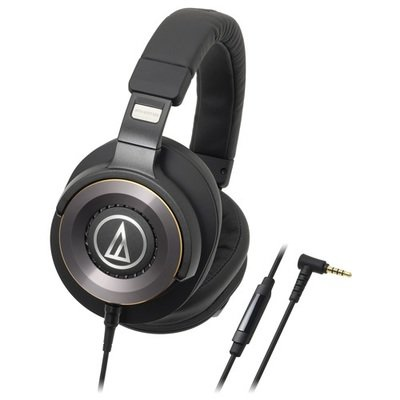 Audio Technica Portable Headsets For Smartphone ATH-WS1100iS