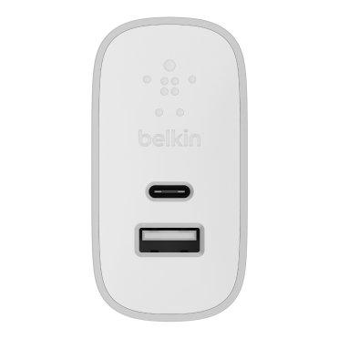 Belkin USB-C™ + USB-A Home Charger F7U011dqSLV