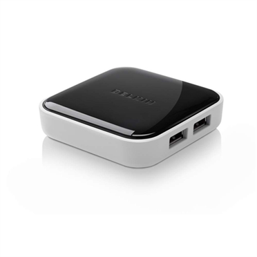 Belkin 4-Port Powered Desktop Hub F4U020sa