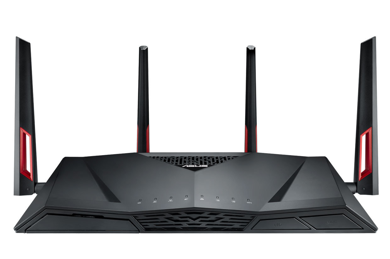 Asus AC3100 Dual Band Gigabit WiFi Gaming Router RT-AC88U