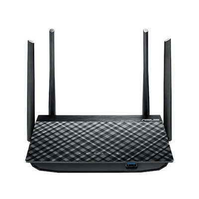 Asus AC1300 Dual Band WiFi Router with MU-MIMO and Parental Controls RT-AC58U