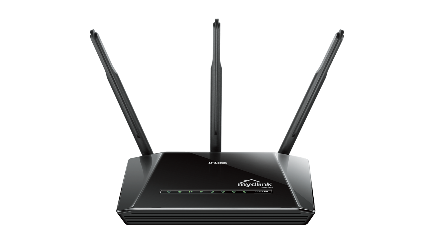 D-Link N300 Wireless HighPower Router DIR-619L