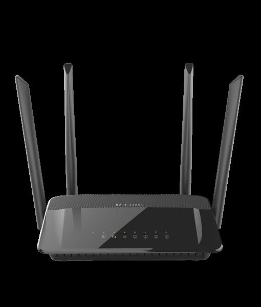 D-Link AC1200 Dual-Band Router DIR-822