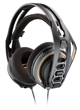 Plantronics RIG 400 Stereo Gaming Headset For PC