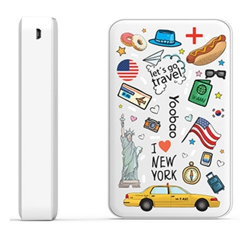 Yoobao 10000mAh M5 Travel Power Bank