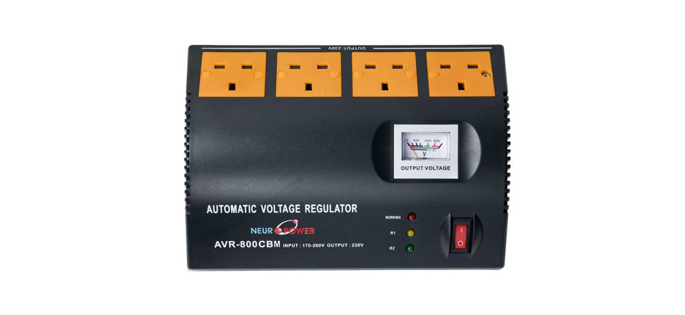 Neuropower AVR Series 800VA AVS800-CBM