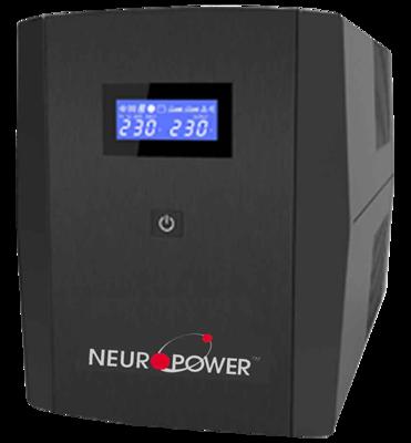 Neuropower City 1200 Series 1200VA Compact UPS