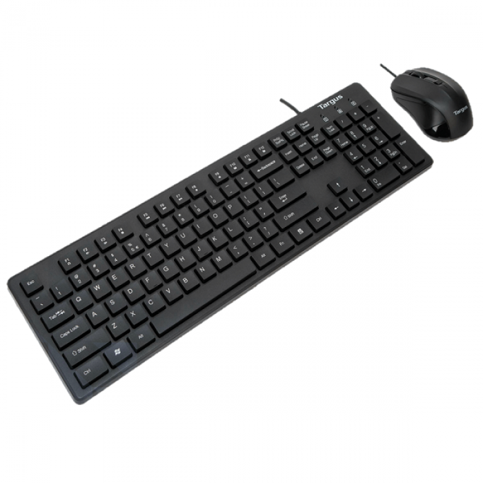 Targus KM200 USB Keyboard & Mouse Combo