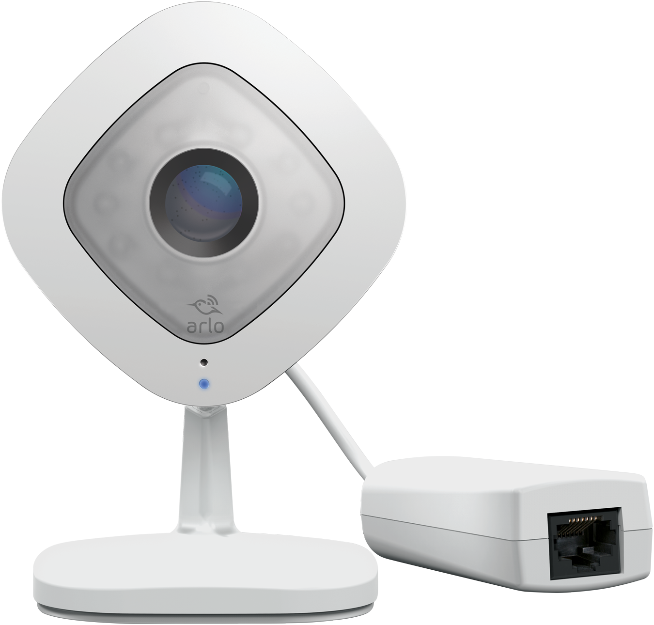 Netgear Arlo Q Plus Smart Security Camera VMC3040S-100EUS