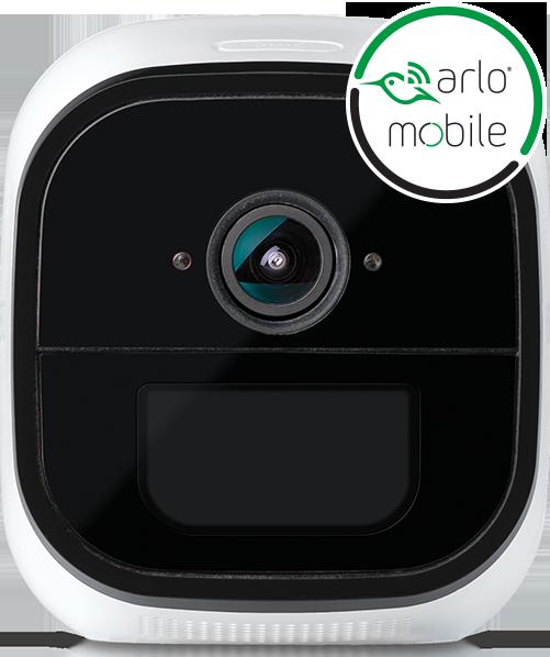 Netgear Arlo Go Mobile HD Security Camera VML4030-100UKS